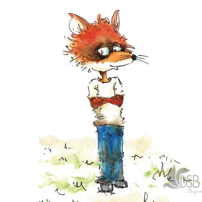 Fox Film Illustration