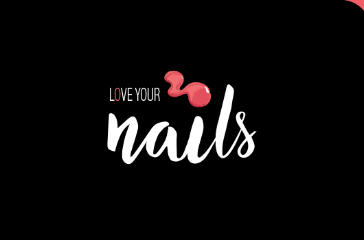 Love Your Nails Logo