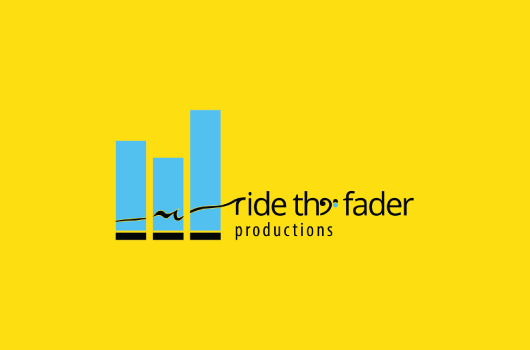 Ride The Fader Productions Logo