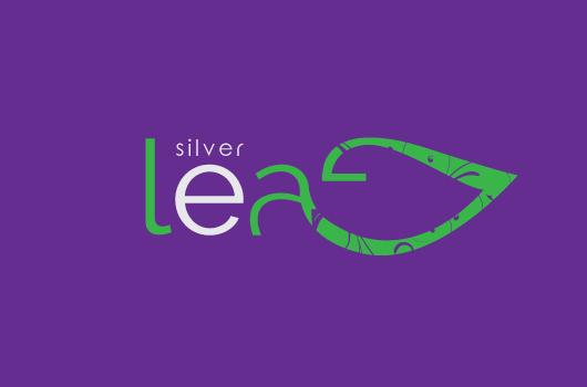 Silver Leaf Co. Logo